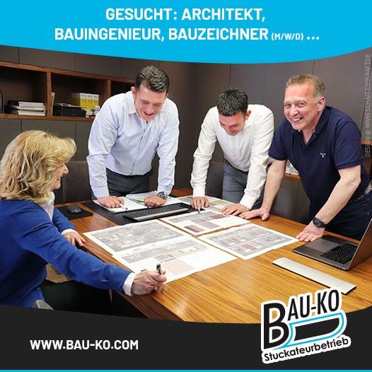 Gesucht: Architekt, Bauingenieur, Bauzeichner (m/w/d) …